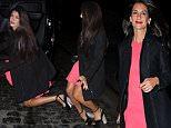 Amal Clooney's Sister, Tala Alamuddin takes an unfortunate tumble following her birthday celebration at Il Buco in Noho, New York.\n\nPictured: Tala Alamuddin\nRef: SPL1013500  010515  \nPicture by: Blayze / Splash News\n\nSplash News and Pictures\nLos Angeles: 310-821-2666\nNew York: 212-619-2666\nLondon: 870-934-2666\nphotodesk@splashnews.com\n