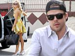 Hollywood, CA - Derek Hough brings his lunch as he arrives at the Dancing With The Stars rehearsal.\nAKM-GSI          April 30, 2015\nTo License These Photos, Please Contact :\nSteve Ginsburg\n(310) 505-8447\n(323) 423-9397\nsteve@akmgsi.com\nsales@akmgsi.com\nor\nMaria Buda\n(917) 242-1505\nmbuda@akmgsi.com\nginsburgspalyinc@gmail.com