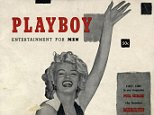 PIC FROM CATERS NEWS - (PICTURED: FIRST PLAYBOY MAGAZINE COVER) - The first copy of Playboy magazine featuring Marilyn Monroe as centrefold is to go under the hammer. A world away from its modern, glossy predecessor, this copy boasts it is the first full color magazine but only features black, white, grey and a touch of red. Dated from December 1953, it is the first appearance of the Playboy Bunny, decked out in a smoking jacket with a pipe in his mouth. In an introduction to Volume 1, Number 1, it clearly states that Playboy not a family magazine. SEE CATERS COPY.