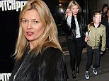 Kate Moss and daughter Lila Grace Moss at the 'Pitch Perfect 2' VIP Screening at The Mayfair Hotel in London\n\nPictured: Kate Moss, Lila Grace Moss\nRef: SPL1012606  300415  \nPicture by: Splash News\n\nSplash News and Pictures\nLos Angeles: 310-821-2666\nNew York: 212-619-2666\nLondon: 870-934-2666\nphotodesk@splashnews.com\n