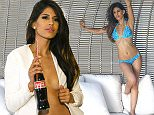 Picture Shows: Jasmin Walia  April 29, 2015    ** Min Web / Online Fee £200 For set **    Model and 'TOWIE' star Jasmin Walia turns up the heat in Miami as she models her new swimwear and dress collection with Holt in Miami, Florida.    Jasmin is breaking into the US market in a big way, following in the footsteps of Lily Ghalichi, Joanna Krupa and Nina Adgal after being named the face of Miami brand Holt!    ** Min Web / Online Fee £200 For set **    Exclusive All Rounder  UK RIGHTS ONLY  Pictures by : FameFlynet UK © 2015  Tel : +44 (0)20 3551 5049  Email : info@fameflynet.uk.com