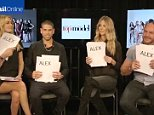The Blame Game with Australia's Next Top Model cast