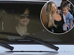 After hitting the gym, Khloe Kardashian gives big smile in her brand new Mercedes Benz G63 AMG. May 1, 2015  X17online.com