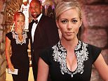 LOUISVILLE, KY - MAY 01:  Kendra Wilkinson attends the 2015 Barnstable Brown Kentucky Derby Eve Gala at the Barnstable Brown House on May 1, 2015 in Louisville, Kentucky.  (Photo by Neilson Barnard/Getty Images)