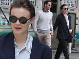 Mandatory Credit: Photo by Startraks Photo/REX Shutterstock (4743421o)\n Carey Mulligan and friend\n Carey Mulligan out and about in Soho, New York, America - 01 May 2015\n \n