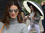 EXCLUSIVE TO INF.\nMay 2, 2015: Lily Aldrige during a Victoria's Secret photo shoot in Paris, France.\nMandatory Credit: INFphoto.com Ref.: inffr-01/196437