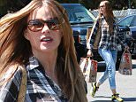 """Beverly Hills, CA - """"Modern Family"""" star Sofia Vergara shows off her beautiful locks as she makes her way to her car after shopping for groceries at Bristol Farms in Beverly Hills. \n  \nAKM-GSI        May 2, 2015\nTo License These Photos, Please Contact :\nSteve Ginsburg\n(310) 505-8447\n(323) 423-9397\nsteve@akmgsi.com\nsales@akmgsi.com\nor\nMaria Buda\n(917) 242-1505\nmbuda@akmgsi.com\nginsburgspalyinc@gmail.com"""