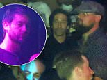 EXCLUSIVE -Coleman-Rayner. Las Vegas, NV 2nd May 2015\nLeonardo DiCaprio and pals Tobey Maguire  and Adrien Brody dance the night away at the Marquee nightclub in Las Vegas after watching the Mayweather-Pacquiao fight. Leo was the most lively as he downed bottled drinks and chatted with local girls.\nCREDIT LINE MUST READ: Coleman-Rayner\nTel US (001) 310-474-4343- office\nTel US (001) 323-545-7584- mobile\nwww.coleman-rayner.com\n