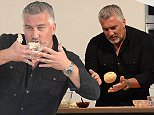 Paul Hollywood The Great British Bake-Off star performs a live cookery demonstration at The Lowry Outlet Food Festival, Media City, Manchester Featuring: Paul Hollywood Where: Manchester, United Kingdom When: 03 May 2015 Credit: Steve Searle/WENN.com