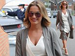 Sam Faiers is all smiles as she heads to her book signing at her shop Minnies in Brentwood. Despite getting a parking ticket she was still in high spirits proudly showing off her book.\n\nPictured: Sam Faiers\nRef: SPL1014008  020515  \nPicture by: Jaimie / Splash News\n\nSplash News and Pictures\nLos Angeles: 310-821-2666\nNew York: 212-619-2666\nLondon: 870-934-2666\nphotodesk@splashnews.com\n