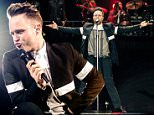 Olly Murs performs his first of four sold out shows at The O2 Arena in London Featuring: Olly Murs Where: London, United Kingdom When: 03 May 2015 Credit: WENN.com