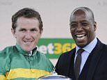 AP Mcoy's last ever day of racing, Sandown,  London.  Picture Andy Hooper Daily Mail/ Solo Syndication pic shows