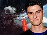 BDCXA4 STAR WARS  EPISODE VI - RETURN OF THE JEDI - 1983 TCF film Space laser