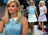 Reese Witherspoon heads out in a beautiful pink floral dress before the Met Gala in NYC.\n\nPictured: Reese Witherspoon\nRef: SPL1016594  040515  \nPicture by: Sharpshooter Images/Splash News\n\nSplash News and Pictures\nLos Angeles: 310-821-2666\nNew York: 212-619-2666\nLondon: 870-934-2666\nphotodesk@splashnews.com\n
