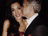mariotestino 12 minutes ago MR AND MRS CLOONEY #MetByTestino #MetGala @VogueMagazine amal clooney george