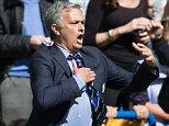 Jose Mourinho Manager of Chelsea