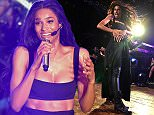 Mandatory Credit: Photo by Cindy Barrymore/REX Shutterstock (4743744f)  Ciara  Ciara in concert at the House of Blues, Chicago, America - 03 May 2015