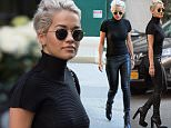 NEW YORK, NY - MAY 03:  Singer Rita Ora seen on the streets of Manhattan on May 3, 2015 in New York City.  (Photo by Michael Stewart/GC Images)