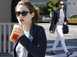 Picture Shows: Emmy Rossum  May 03, 2015    'Shameless' star Emmy Rossum spotted out shopping in West Hollywood, California. The actress has been enjoying her free time before filming starts on the next season of 'Shameless'.    Exclusive All Rounder  UK RIGHTS ONLY  Pictures by : FameFlynet UK © 2015  Tel : +44 (0)20 3551 5049  Email : info@fameflynet.uk.com