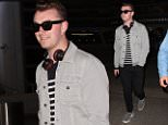 Sam Smith at Los Angeles International Airport (LAX)\nFeaturing: Sam Smith\nWhere: Los Angeles, California, United States\nWhen: 04 May 2015\nCredit: MONEY$HOT/WENN.com