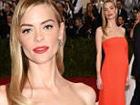 """NEW YORK, NY - MAY 04:  Jaime King attends the """"China: Through The Looking Glass"""" Costume Institute Benefit Gala at the Metropolitan Museum of Art on May 4, 2015 in New York City.  (Photo by Dimitrios Kambouris/Getty Images)"""
