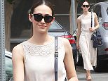 Picture Shows: Emmy Rossum  May 04, 2015    'Shameless' star Emmy Rossum heads to Providence Tarzana Imaging Centre in Tarzana, California. The centre specialises in Computerized Tomography (CT Scans), Magnetic Resonance Imaging (MRI), ultrasounds, bone density scans, digital mammograms and x-rays.     Non Exclusive  UK RIGHTS ONLY    Pictures by : FameFlynet UK © 2015  Tel : +44 (0)20 3551 5049  Email : info@fameflynet.uk.com