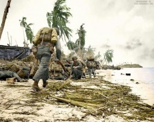 Guam Landings