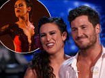 """LOS ANGELES, CA ¿ May 4, 2015: Dancing with The Stars\nThe couples perform a pair of dances with America's votes determine the couples' first dance and a trio for the second one. Bruno gets carried away and falls off the judges' podium.\nNoah Galloway, Robert Herjavec, Patti LaBelle, Nastia Liukin, Riker Lynch, Charlotte McKinney, Redfoo, Michael Sam, Willow Shields, Suzanne Somers Chris Soules, and Rumer Willis, all compete for this season's title. \nU.S. reality show hosted by Tom Bergeron and Erin Andrews; Julianne Hough, Bruno Tonioli, Carrie Ann Inaba, and Len Goodman make up the judges panel, based on the British series """"Strictly Come Dancing,"""" where celebrities partner up with professional dancers and compete against each other in weekly elimination rounds to determine a winner.\n"""