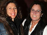 """NEW YORK, NY - APRIL 14:  (EXCLUSIVE COVERAGE) Sophie B. Hawkins and Rosie O'Donnell attend The Opening Night of """"It Shoulda Been You"""" on Broadway at The Brooks Atkinson Theatre on April 14, 2015 in New York City.  (Photo by Bruce Glikas/FilmMagic)"""