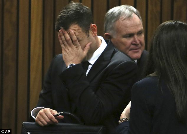 Probe: The ASA had previously said it was investigating whether the advert was offensive for trivialising several issues, including the fact it is a murder trial, Ms Steenkamp's death and Pistorius's disability