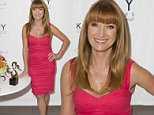 CULVER CITY, CA - MAY 07:  Jane Seymour attends Celebrating Mom With An Open Heart Live Art Installation at Westfield Culver City Shopping Mall on May 7, 2015 in Culver City, California.  (Photo by Alison Buck/Getty Images)