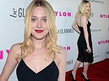WEST HOLLYWOOD, CA - MAY 07:  Actress Dakota Fanning attends the NYLON Young Hollywood Party presented by BCBGeneration at HYDE Sunset: Kitchen + Cocktails on May 7, 2015 in West Hollywood, California.  (Photo by Jason Kempin/Getty Images for NYLON)