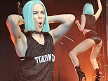 May 7, 2015 - Toronto, Ontario, Canada - JESSIE J performs at The Danforth Music Hall in Toronto, Canada.