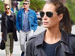 New York, NY - American model, Christy Turlington-Burns and actor husband Edward Burns go for a leisurely stroll in Tribeca, New York. \nAKM-GSI       May  6, 2015\nTo License These Photos, Please Contact :\nSteve Ginsburg\n(310) 505-8447\n(323) 423-9397\nsteve@akmgsi.com\nsales@akmgsi.com\nor\nMaria Buda\n(917) 242-1505\nmbuda@akmgsi.com\nginsburgspalyinc@gmail.com