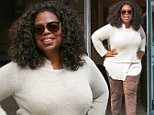 Beverly Hills, CA - Oprah Winfrey stops by the Anastasia Beverly Hills salon in Beverly Hills. Oprah wore a new Apple iWatch as she waved goodbye to fans outside of the beauty salon as she left.\nAKM-GSI         May  6, 2015\nTo License These Photos, Please Contact :\nSteve Ginsburg\n(310) 505-8447\n(323) 423-9397\nsteve@akmgsi.com\nsales@akmgsi.com\nor\nMaria Buda\n(917) 242-1505\nmbuda@akmgsi.com\nginsburgspalyinc@gmail.com