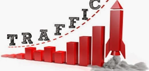 How to get traffic to a website