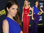 Pictured: Anna Kendrick\nMandatory Credit © Gilbert Flores/Broadimage\nPitch Perfect 2 - World Premiere\n\n5/8/15, Los Angeles, CA, United States of America\n\nBroadimage Newswire\nLos Angeles 1+  (310) 301-1027\nNew York      1+  (646) 827-9134\nsales@broadimage.com\nhttp://www.broadimage.com\n