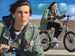 Please contact X17 before any use of these exclusive photos - x17@x17agency.com   PREMIUM EXCLUSIVE - Dylan Brosnan was spotted cruising down the Pacific Coast Highway, smoking an electronic cigarette.  The son of film icon, Pierce Brosnan, the tall youth was dressed in an army jacket and black pants, on Friday, May 8, 2015   X17online.com