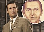 Television Programme: Mad Men with Jon Hamm as Don Draper.\n\n