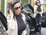 Picture Shows: Chantelle Houghton  May 09, 2015    Glamour model and media personality Chantelle Houghton is seen arriving at her mother's house in Wickford, Essex, to pay her a visit.    The star, who is often seen out and about with her toddler daughter Dolly, arrived on her own and had some difficulty keeping her hair in check as she climbed out of her car into the blustery morning.    Non Exclusive  WORLDWIDE RIGHTS    Pictures by : FameFlynet UK © 2015  Tel : +44 (0)20 3551 5049  Email : info@fameflynet.uk.com