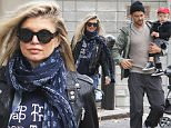 Picture Shows: Fergie  May 08, 2015\n \n Proud parents Fergie and Josh Duhamel are seen leaving a park in Brentwood, California with their son Axl. The happy family recently returned from Florida after attending a friend's wedding. \n \n Non-Exclusive\n UK RIGHTS ONLY\n \n Pictures by : FameFlynet UK © 2015\n Tel : +44 (0)20 3551 5049\n Email : info@fameflynet.uk.com