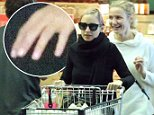 Exclusive... 51735486 Sister-in-laws Nicole Richie and Cameron Diaz out grocery shopping at Whole Foods in Beverly Hills, California on May 9, 2015. It's being rumored that Nicole and Joel Madden are heading for a divorce. With moving trucks spotted outside their house this morning and Nicole not wearing her wedding ring while grocery shopping, the rumors look to be true. FameFlynet, Inc - Beverly Hills, CA, USA - +1 (818) 307-4813
