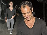 MUST BYLINE: EROTEME.CO.UK\nJude Law leaving Groucho members club in Soho.\nNON-EXCLUSIVE    May 10,  2015\nJob: 150510L2    London, England\nEROTEME.CO.UK\n44 207 431 1598\nRef:  341629\n