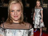 NEW YORK, NY - MAY 10:  Actress Elisabeth Moss attends the 2015 Lucille Lortel Awards at NYU Skirball Center on May 10, 2015 in New York City.  (Photo by Taylor Hill/Getty Images)