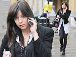 Daisy Lowe pictured walking home after a gym session this afternoon\n8 May 2015.\nPlease byline: Vantagenews.co.uk