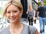 Pictured: Hilary Duff, Mike Comrie, Luca\\nMandatory Credit © Patron/Broadimage\\n***EXCLUSIVE**\\nHilary Duff and former husband Mike Comrie take son Luca for Breakfast at Nate'n Al in Beverly Hills\\n\\n5/9/15, Beverly Hills, California, United States of America\\n\\nBroadimage Newswire\\nLos Angeles 1+  (310) 301-1027\\nNew York      1+  (646) 827-9134\\nsales@broadimage.com\\nhttp://www.broadimage.com\\n