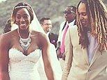 Former Lady Vol Glory Johnson, WNBA star Brittney Griner wed on Phoenix mountaintop