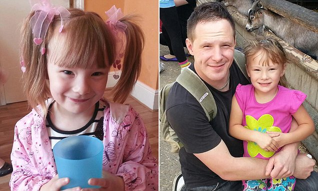 Carl Wheatley 'lost his temper and beat his daughter to death'