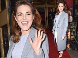 Picture Shows: Kara Tointon  May 11, 2015\n \n Celebrities attend the 'Hay Fever' press night at the Duke of York Theatre in London, England.\n \n Non Exclusive\n WORLDWIDE RIGHTS\n \n Pictures by : FameFlynet UK © 2015\n Tel : +44 (0)20 3551 5049\n Email : info@fameflynet.uk.com