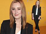 LONDON, ENGLAND - MAY 11:  Laura Carmichael attends the 43rd Veuve Clicquot Business Woman Awards 2015 at Claridge's on May 11, 2015 in London, England.  (Photo by David M. Benett/Getty Images for Veuve Clicquot)